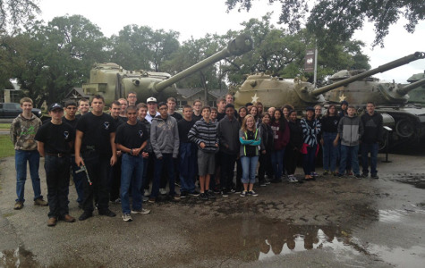 AFJROTC visits Camp Mabry