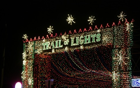 Trail of lights brings up controversy with paid tickets this year