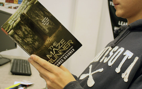 Book Club reads 'The Maze Runner'
