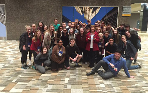 Thespian troupe goes to Texas Thespian Festival