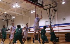 Freshmen Basketball take on Burnet, Hutto