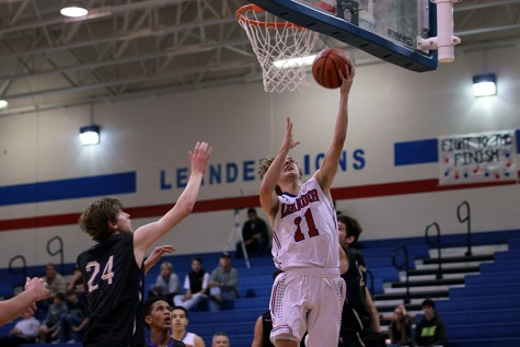Lions end off season against Dripping Springs