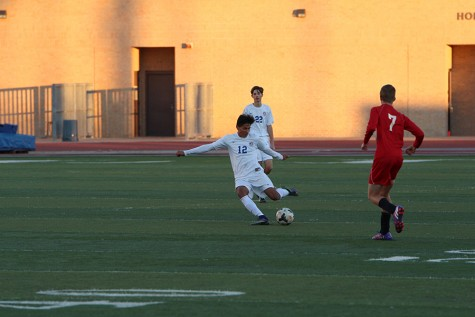 The JV boys played Vista Ridge. They lost 2-0 on February 12.