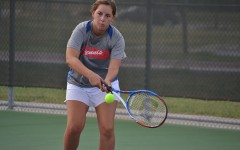 Tennis faces loss, place well in tournament