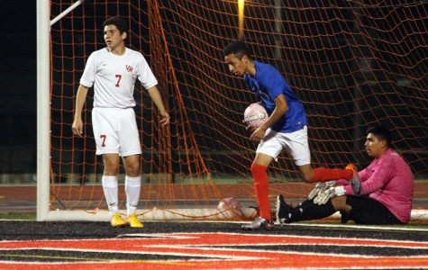 Varsity boys' soccer loses to three opponents