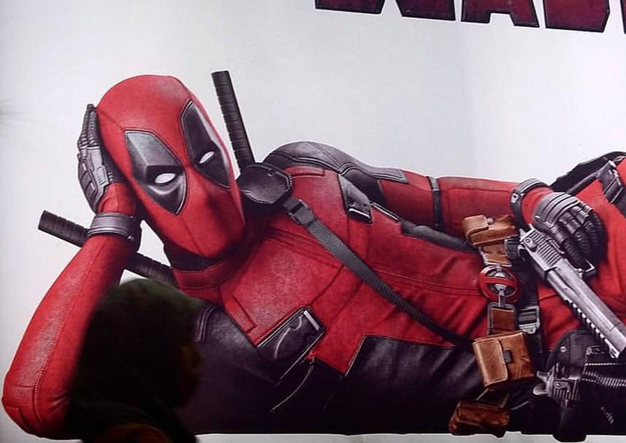 a review of the movie deadpool