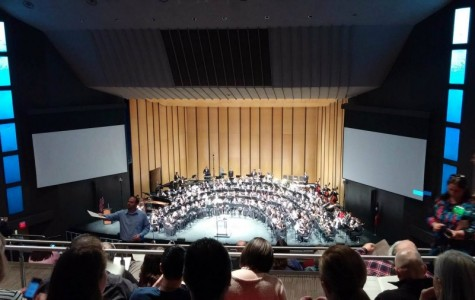 Three band students qualify for All-State Band