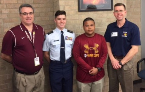 Texas boys state nominates two students