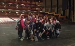 Choir goes to New York