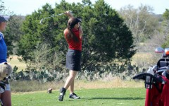 Girls' golf team finishes third in tournament