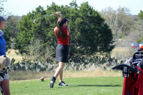 Golf nears district