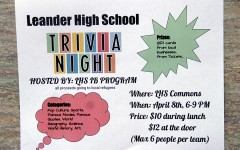 IB hosts trivia night