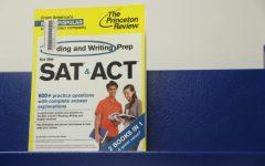 Juniors and seniors prepare for ACT testing