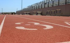 Th track for Leander is outside the school at Bible stadium. There is one meet at Leander all year.