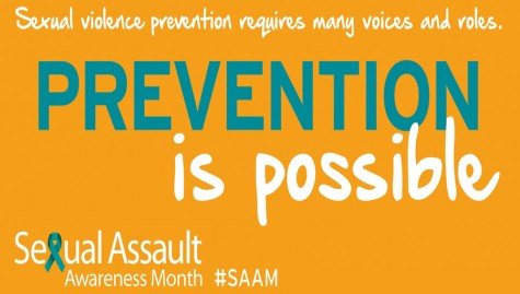 Sexual assault prevention banner. The internet itself offers many help outlets for victims.