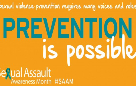 April: The month of sexual assault awareness