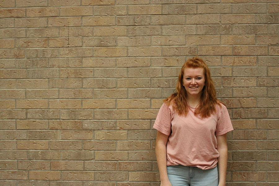 Senior Mitchell has moved across the country and finished her high school career at Leander High School. She plans to move back for college but has learned a lot from moving.