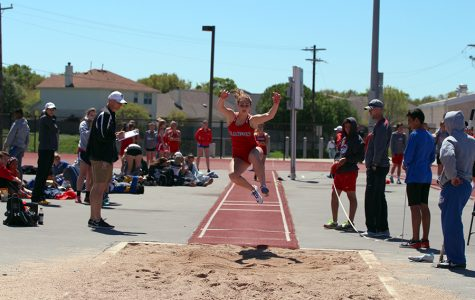 Track finishes season at regional