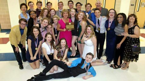 The One Act Play, Picnic, has won first overall for the fourth time and will be advancing to state along with one other show. They will compete at Bass Concert Hall on May 24 in the first session, starting at 4pm.