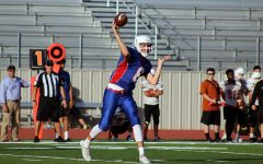 Freshmen football falls against the Vipers