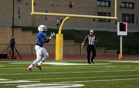 Scoring the touchdown
