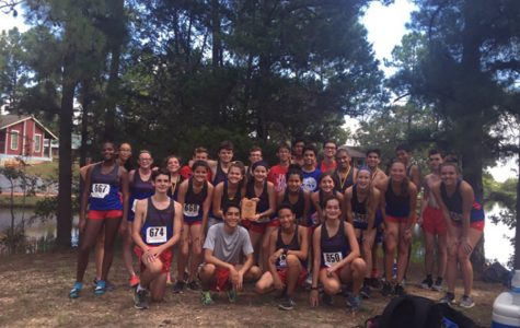 Varsity and JV runners speed up