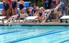 Leander dives into invitation meets