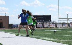 Girls Soccer ties with Lehman