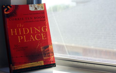 Book Review: The Hiding Place