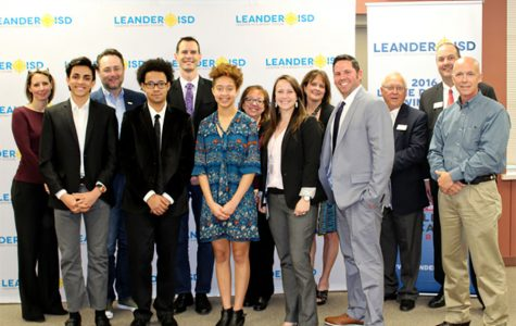 Youth and Government team honored at LISD board meeting