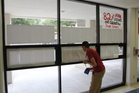 Students can find what classes they are exempt from by locating their ID on the list outside the library. They must have an 80 or higher average in the class, and less than 6 absences per period.