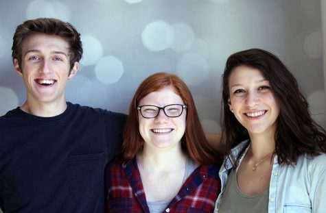 The theatre programs end of year project, Senior Directed, gives upperclassmen the chance to direct. Seniors Emily Pritchett, Amanda Castillo, and Carter Wiseman are each directing their own productions.