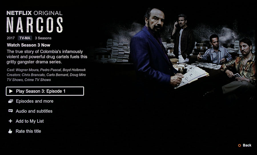 Netflix show review: Narcos Season 3 – The Roar