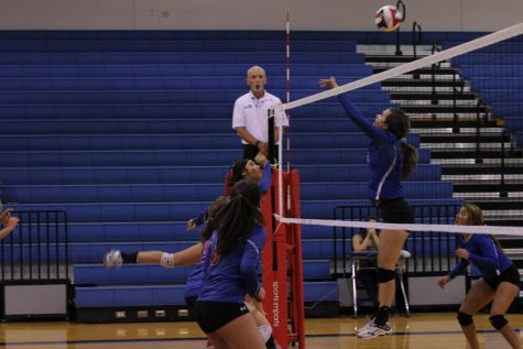 Lady lions fall to Chaparrals, bit by Vipers