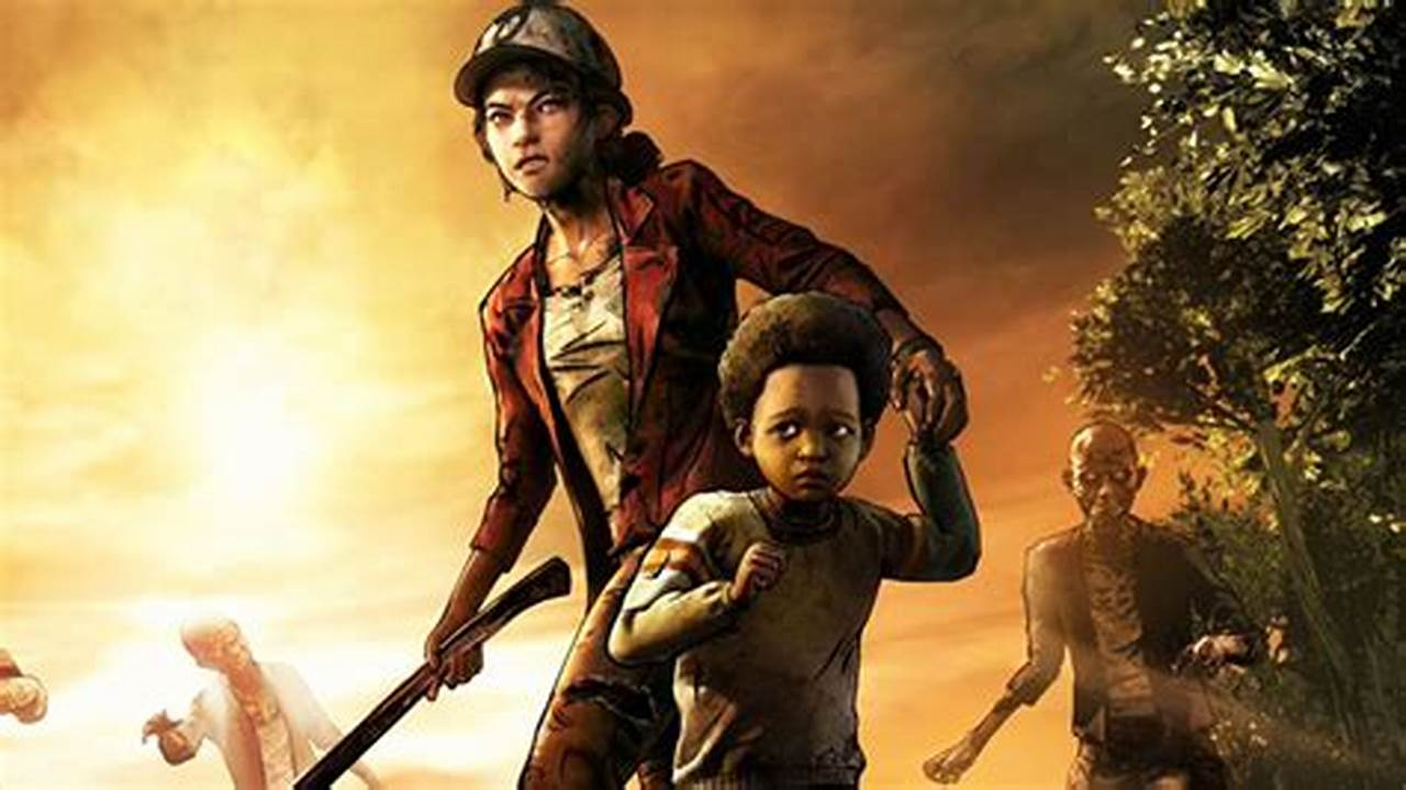 Telltale releases the final season of The Walking Dead gameplay