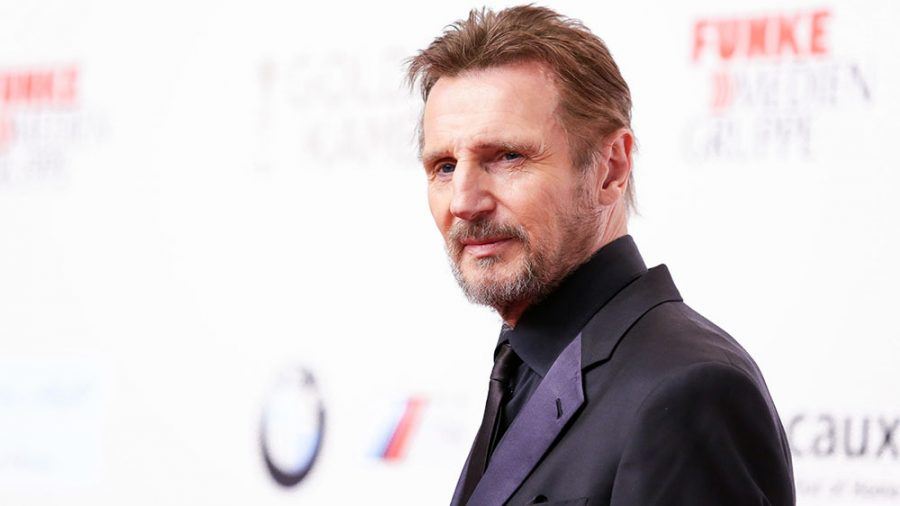 Liam Neeson: Failing to Save Face