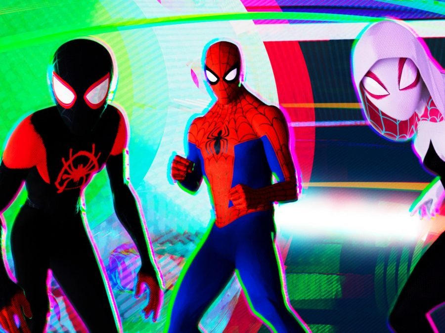 Movie+Review%3A+Spider-Man%3A+Into+the+Spider-Verse