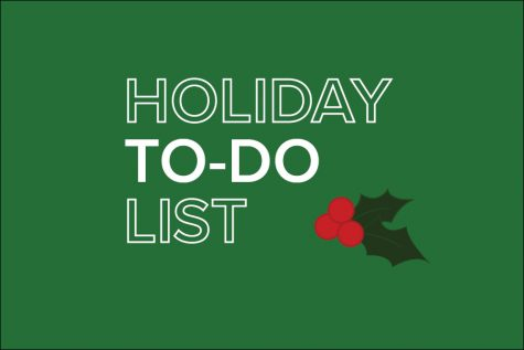 Holiday to-do lists