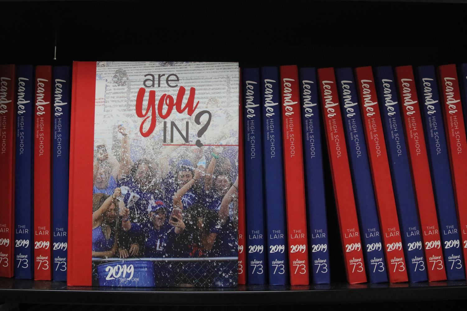 Yearbook was selected as a Crown Award Finalist from 2018-19 year.