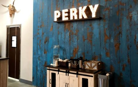 Perky Beans Coffee located at 2080 US-183, Leander TX opened on Nov. 2.