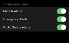 The Blue Alert released on Wednesday, Dec. 11 was the first time the Blue Alert system has been used since its creation.
