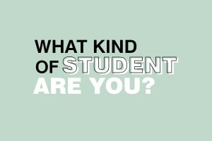 Find out what stereotypical high school student you are!