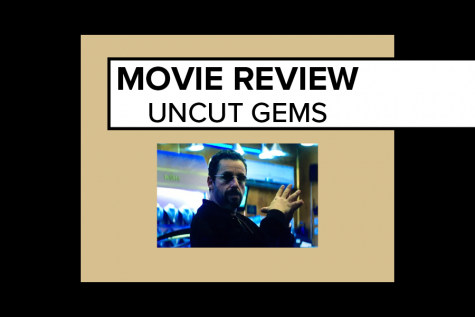 Uncut Gems has Adam Sandler star as Howard Ratner, a 2012 New York City jeweler who's juggling his business, family life, unrelenting debt collectors, and an insatiable hunger to win big.
