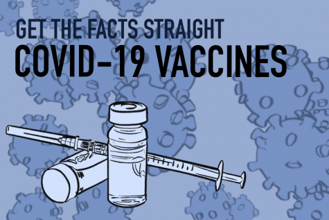 Get the facts straight: COVID-19 vaccines